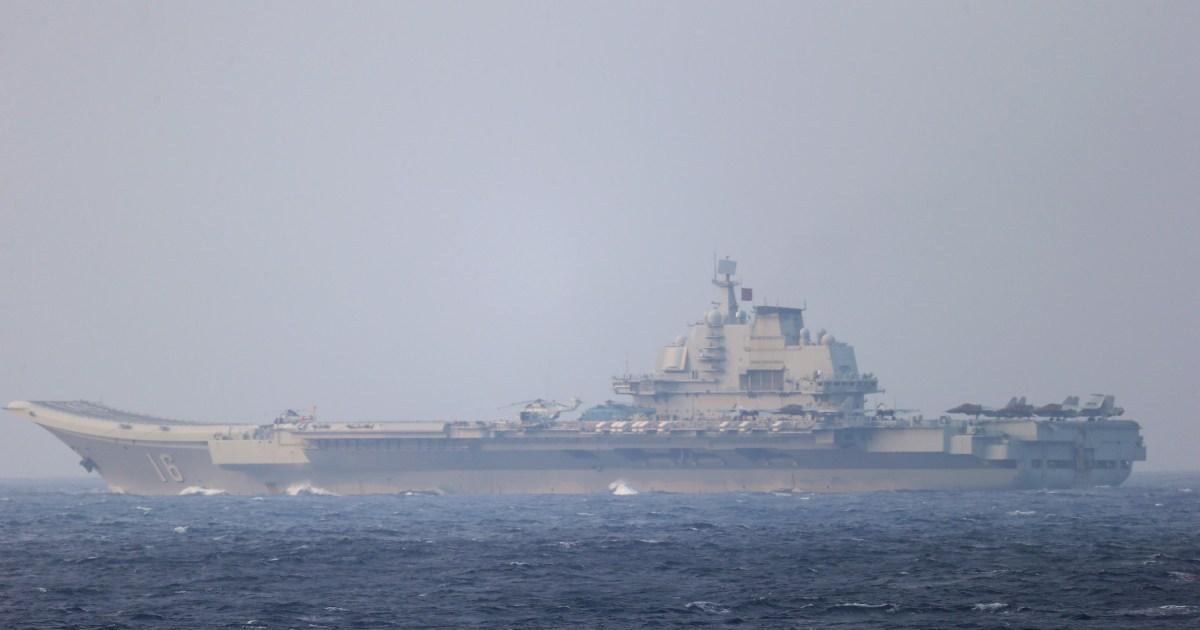 """وسط توترات بشأن تايوان ونزاعات بحرية.. مسؤولون أميركيون: الصين تضغط عسكريا من أجل """"سحق"""" جيرانها"""