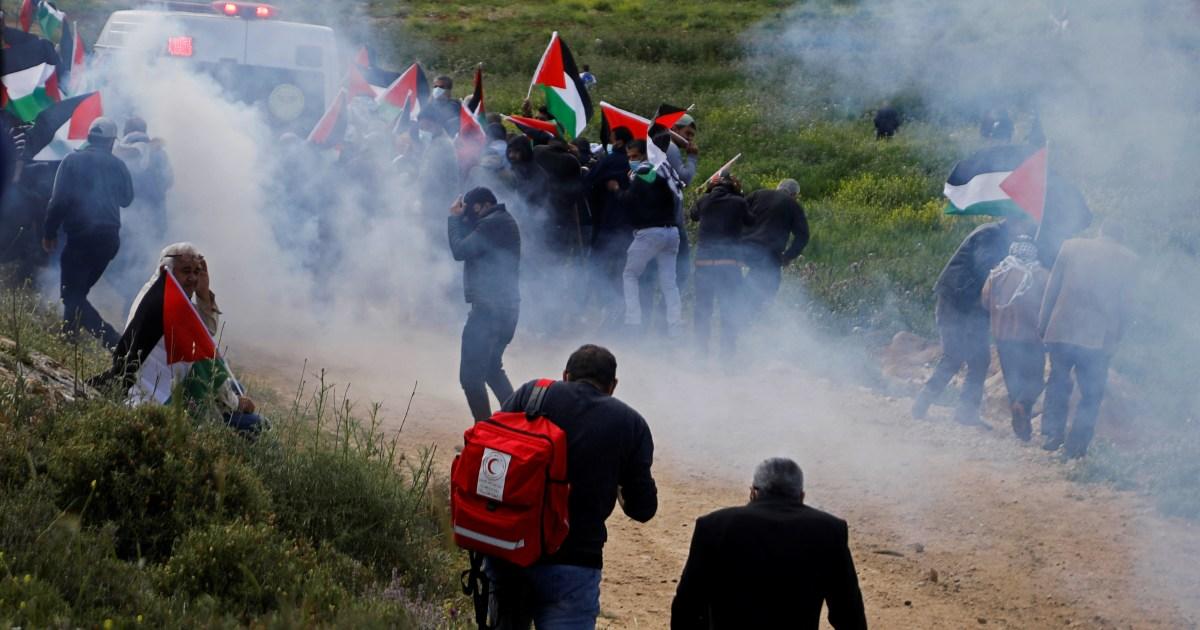 بينهم عضو إسرائيلي في الكنيست.. إصابة العشرات في مظاهرات ضد الاستيطان بالقدس والضفة الغربية