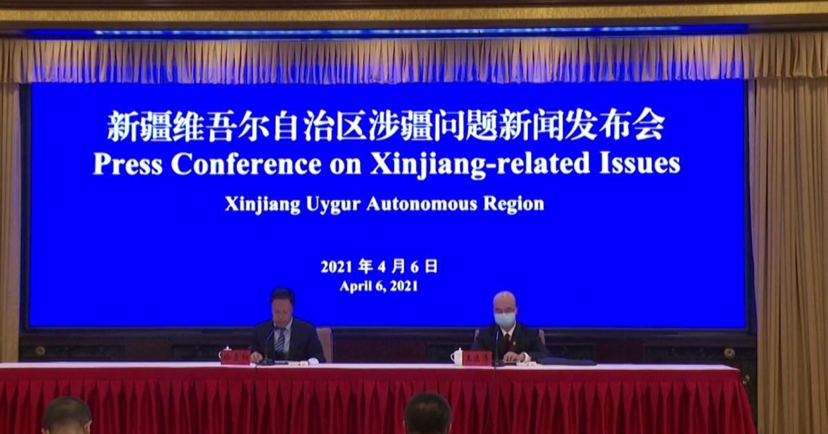 بتهمة تنظيم أنشطة انفصالية.. الصين تحكم على مسؤوليْن سابقين بالحكومة الإيغورية بالإعدام