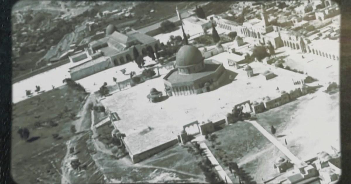 فلسطين 1920.. أول فيلم وثائقي يكشف مقومات الدولة الفلسطينية وأسرار الاحتلال الإسرائيلي لها