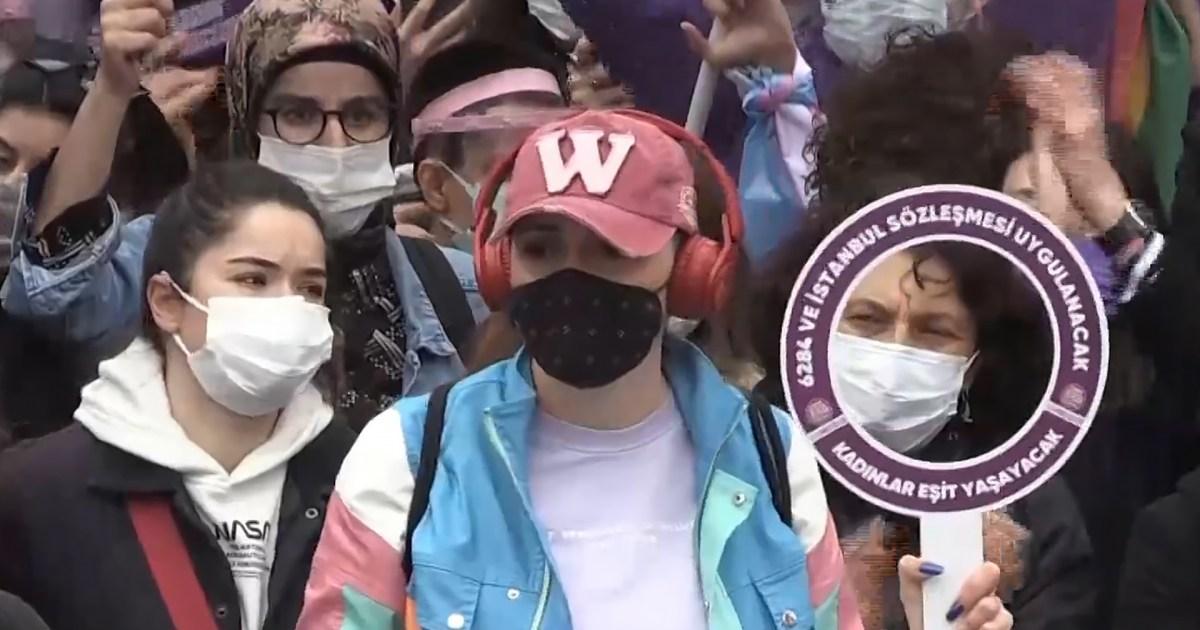 منظمات حقوقية تؤكد والحكومة تنفي.. ارتفاع العنف ضد المرأة بتركيا