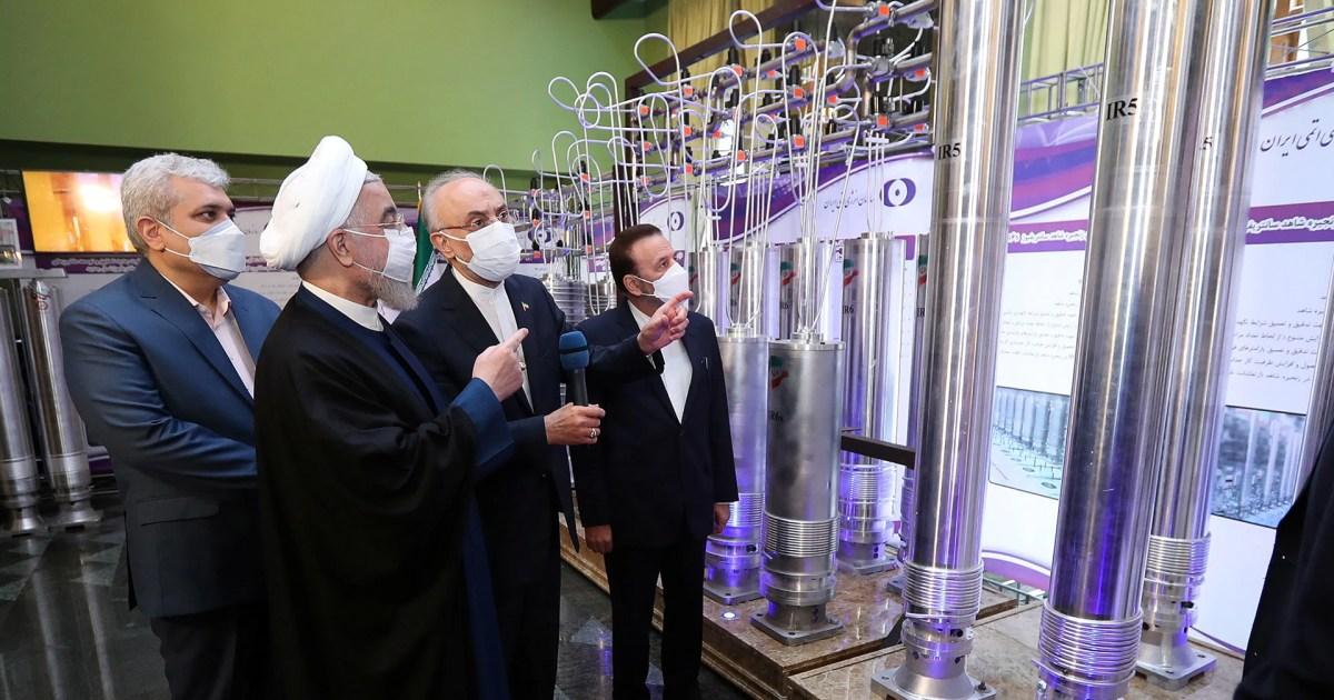 ما وراء الخبر- إيران تنفذ وعدها بإنتاج 60% من اليورانيوم المخصب.. ماذا عن محادثات فيينا؟