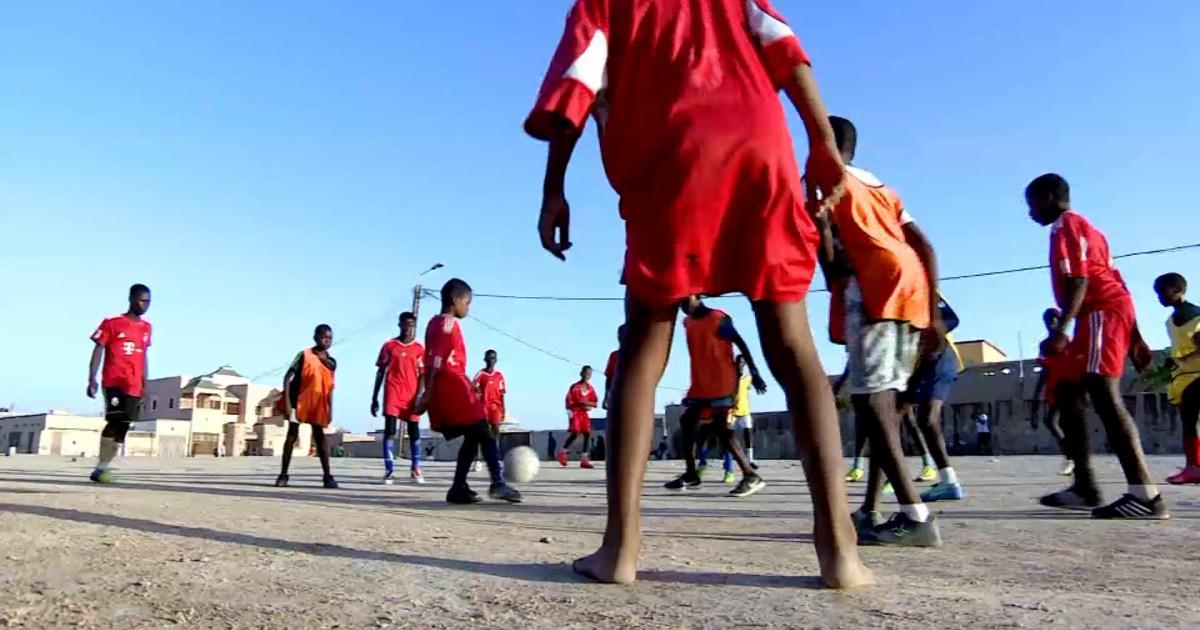 موريتانيا.. أكاديميات كرة القدم