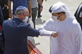 رغم العدوان على القدس وغزة.. قطار التطبيع الإماراتي الإسرائيلي يتسارع