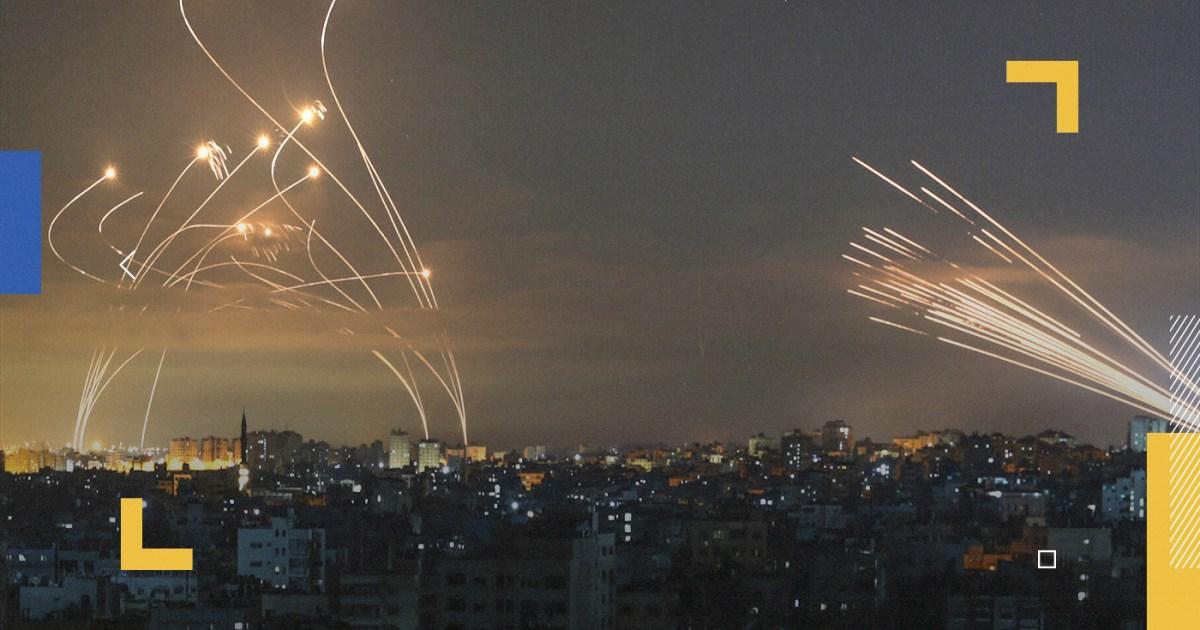 لأن القبة الحديدية ليست بالقوة التي تصدّرها دولة الاحتلال!