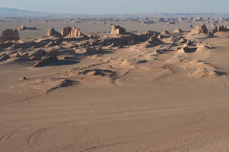 درجة الحرارة الفعلية في الصحاري يمكن أن تكون أعلى بكثير مما تم تسجيله سابقا (فليكر)
