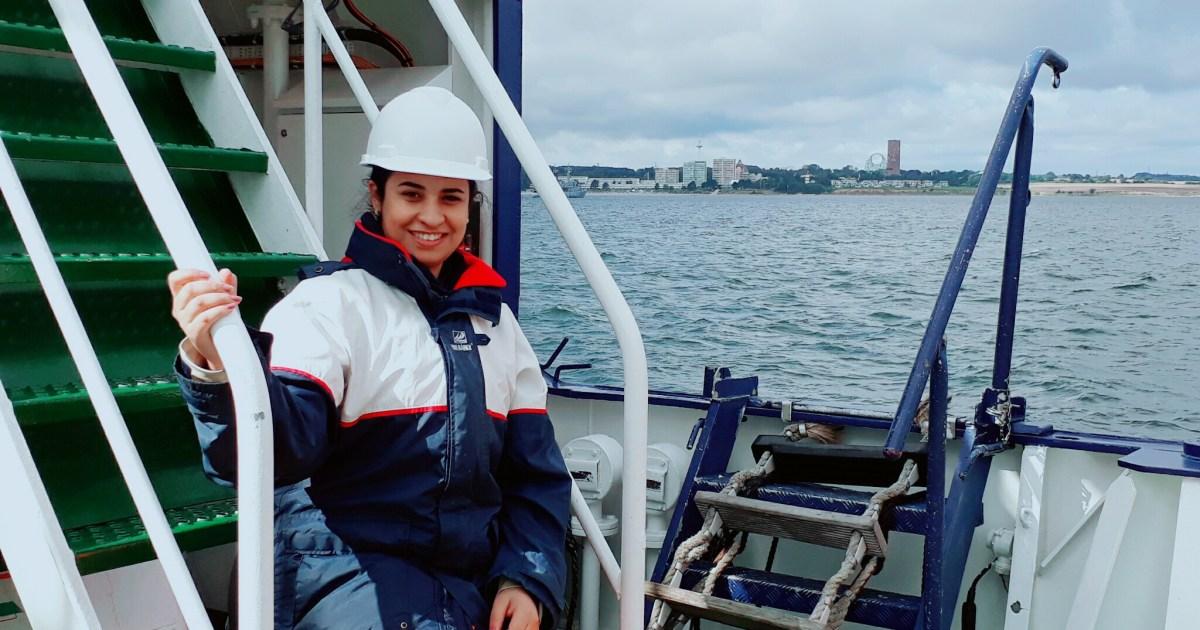 الباحثة المغربية نزهة مجاد: الجامعات الإيطالية متميزة في علوم البحار