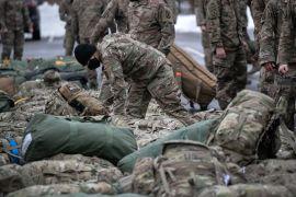 ناشونال إنترست: الهيمنة العسكرية الأميركية كانت كارثية للشرق الأوسط وأميركا جنود من الجيش الأمريكي في مدينة قندهار (رويترز- أ 1290579856