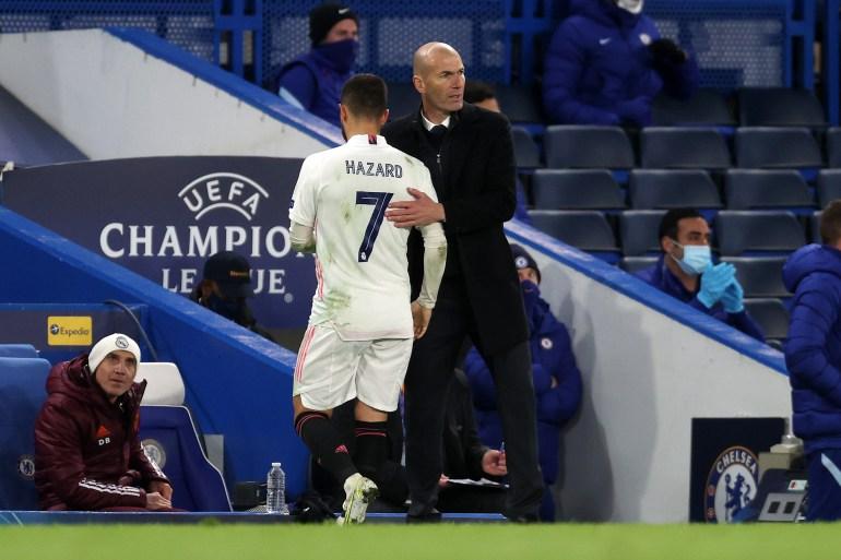 استياء جماهير ريال مدريد ضحكات