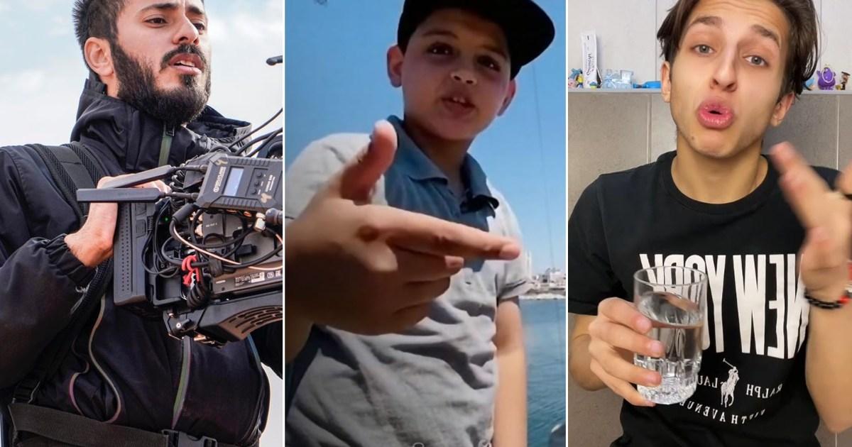 """فن التضامن مع الفلسطينيين.. موسيقى راب وفيلم قصير و""""تيك توكر"""""""