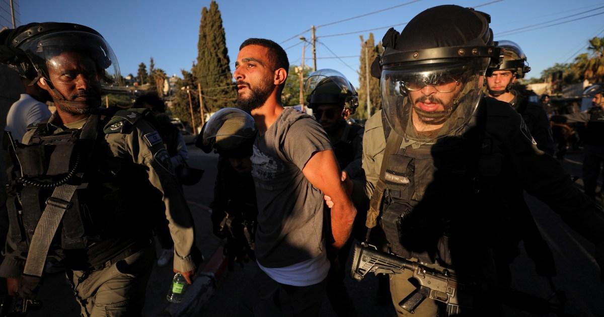 """""""الشاباك"""" يعتقل العشرات من فلسطينيي الخط الأخضر"""
