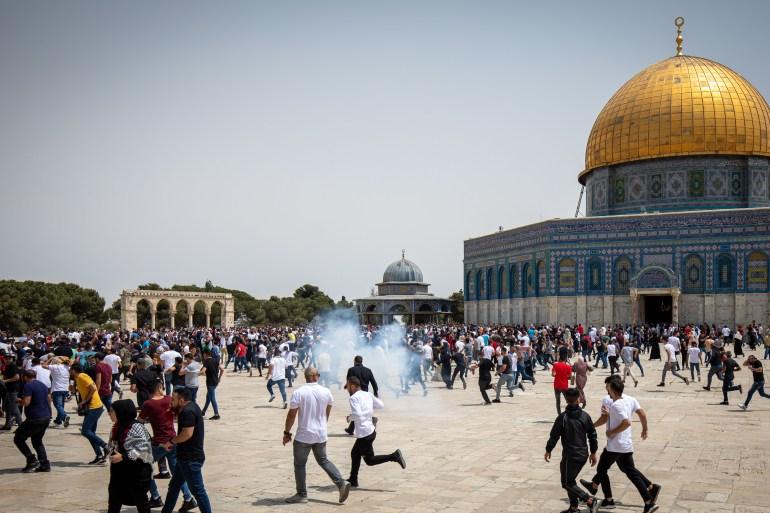 هدنة في غزة واعتداءات في القدس وات الاحتلال تقتحم الأقصى بعد جمعة حاشدة 24612619