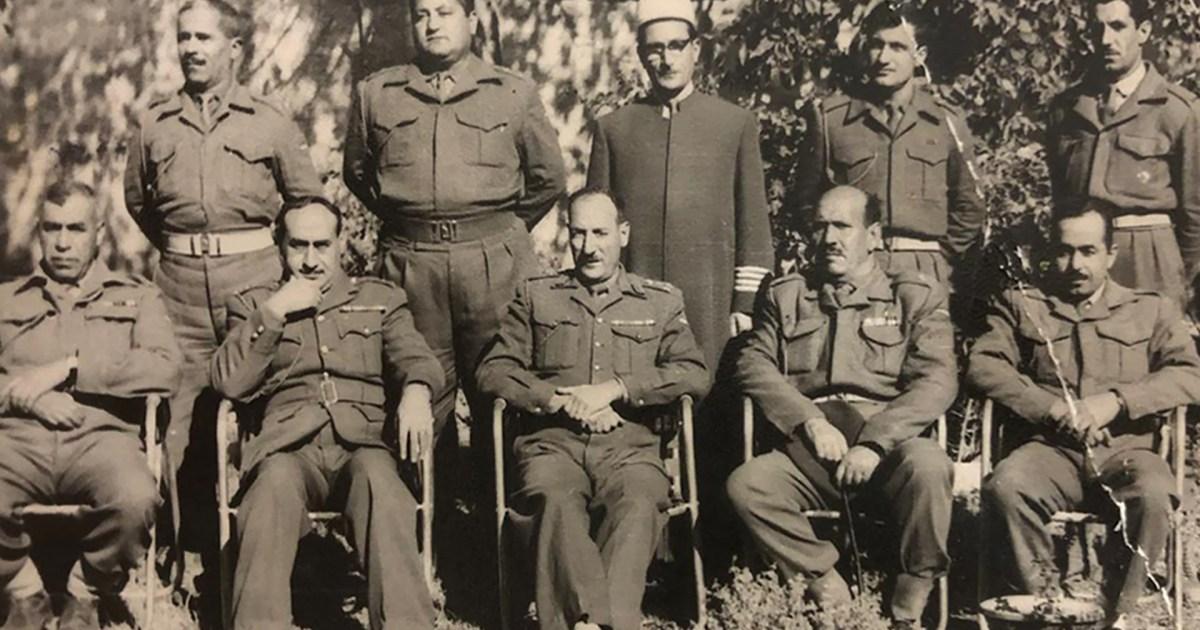في ذكرى وفاته.. النقيب إبراهيم العزاوي أبرز قادة الوحدات العراقية في حرب 1948