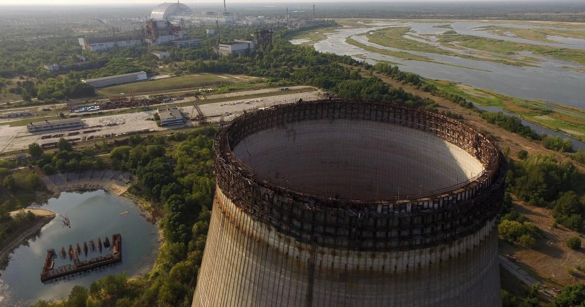 الوقود النووي في تشيرنوبل يحترق مرة أخرى وتحذيرات من انفجار محتمل