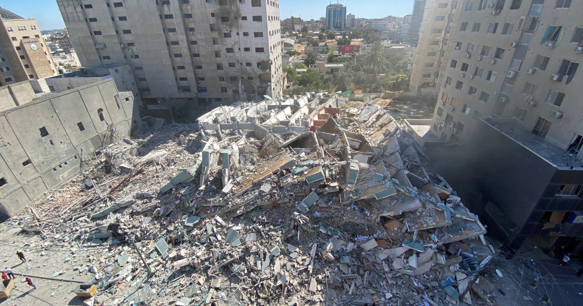 مركز حقوقي إسرائيلي: إسرائيل ترتكب جرائم حرب في قطاع غزة