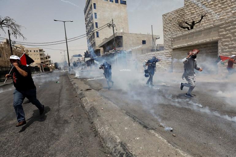 هدنة في غزة واعتداءات في القدس وات الاحتلال تقتحم الأقصى بعد جمعة حاشدة Beit-2