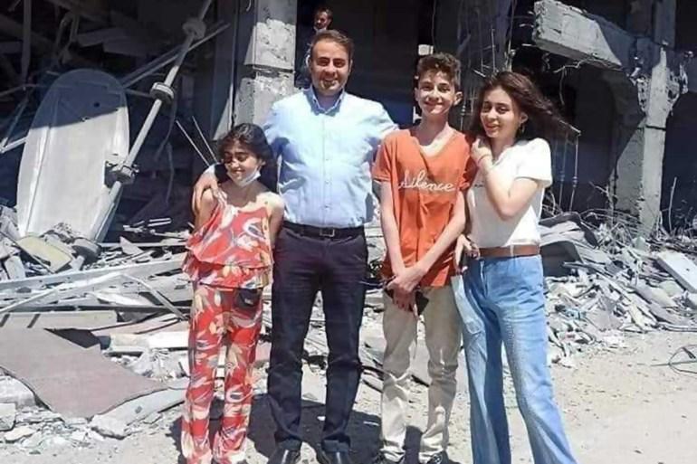 أبراج غزة المدمرة  تحت كل حجر قصة ووراء كل جدار حكاية Download-4-1