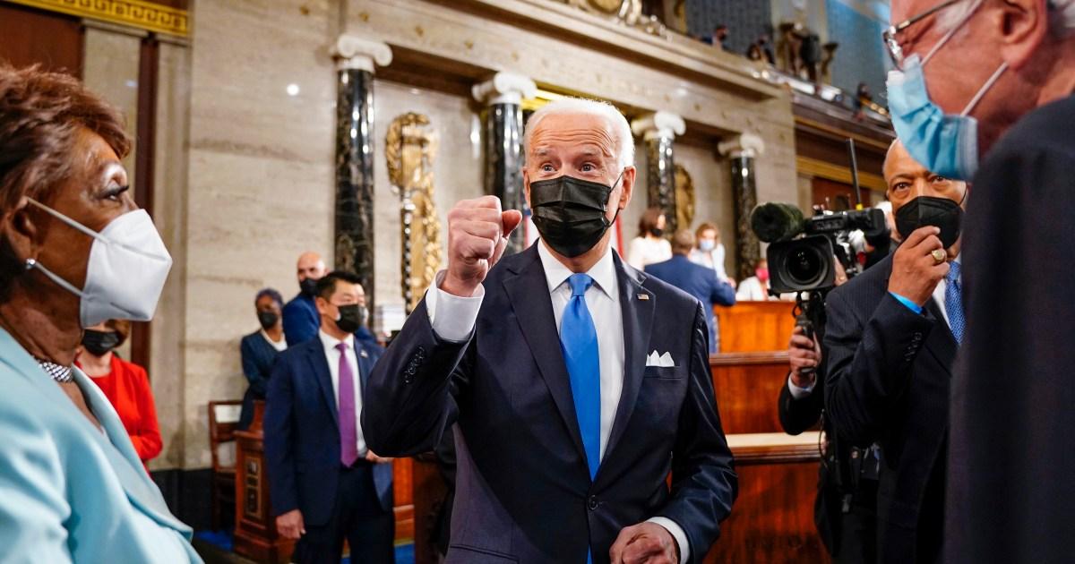 بوليتيكو: الجمهوريون يبحثون إستراتيجيات تجعل عودة بايدن للاتفاق النووي مع إيران صعبة