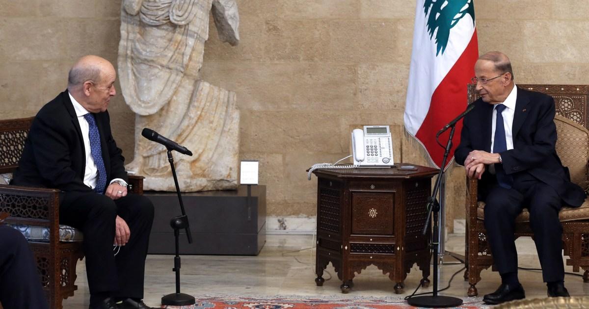 ما وراء الخبر- وزير الخارجية الفرنسي في بيروت.. ما مصير مبادرة باريس للحل في لبنان؟