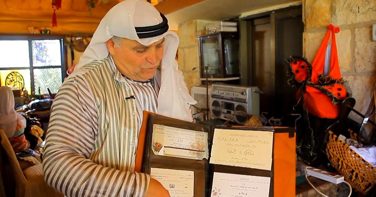 """التراث الفلسطيني.. شاهد- هوية المكان والزمان في منزل """"أبو عارف"""""""
