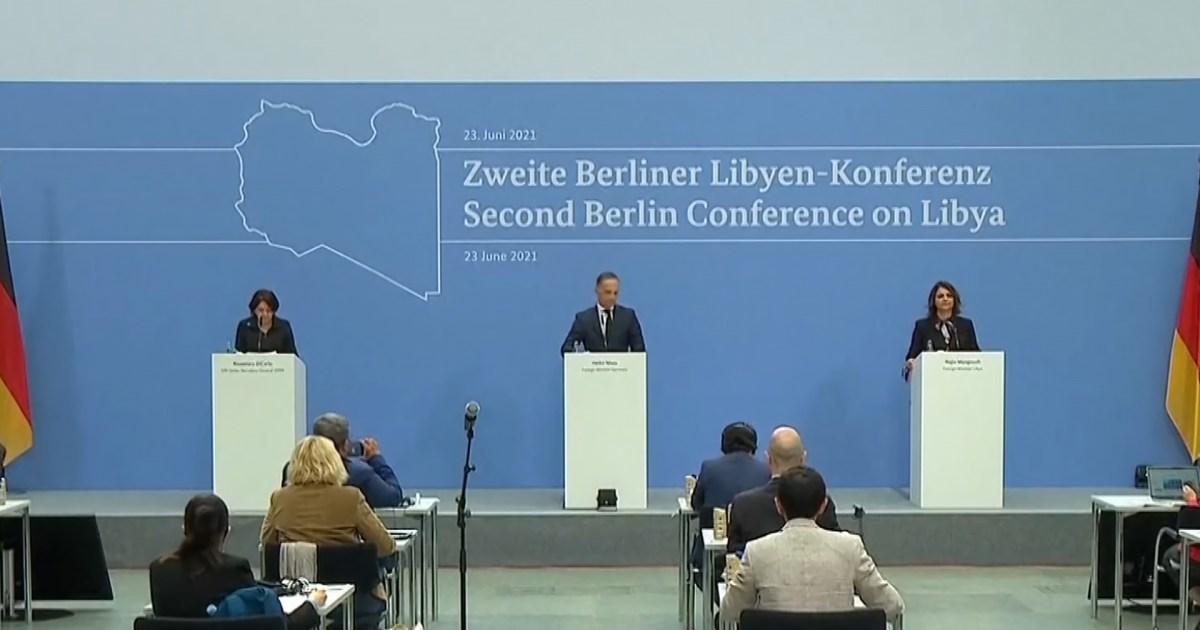 """""""برلين-2"""".. ملف سحب القوات الأجنبية والمرتزقة دون حسم وأميركا تتحدث عن تفاهم تركي روسي"""