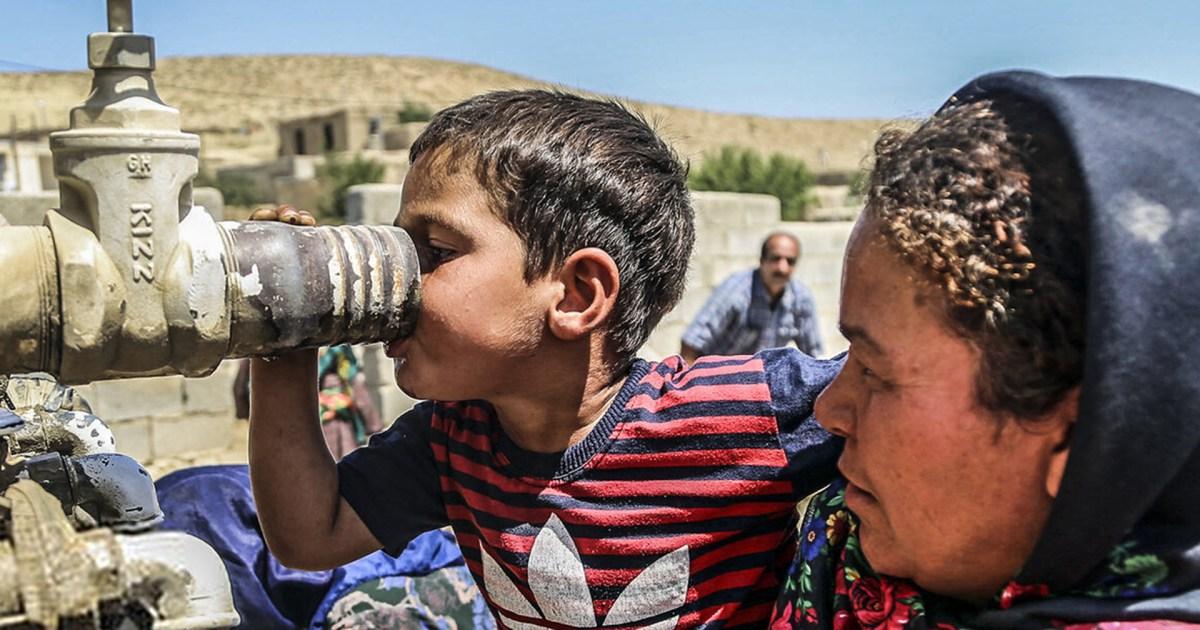 أزمة المياه في إيران.. سؤال وجواب حول الأسباب والتحديات