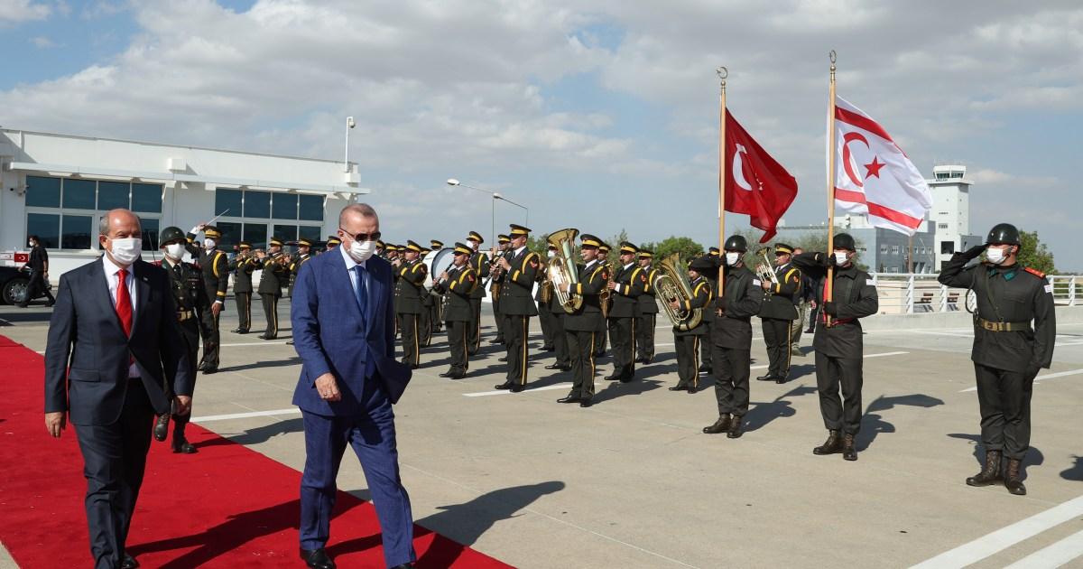 تركيا ترفض انتقادات مجلس الأمن لموقفها بشأن قبرص