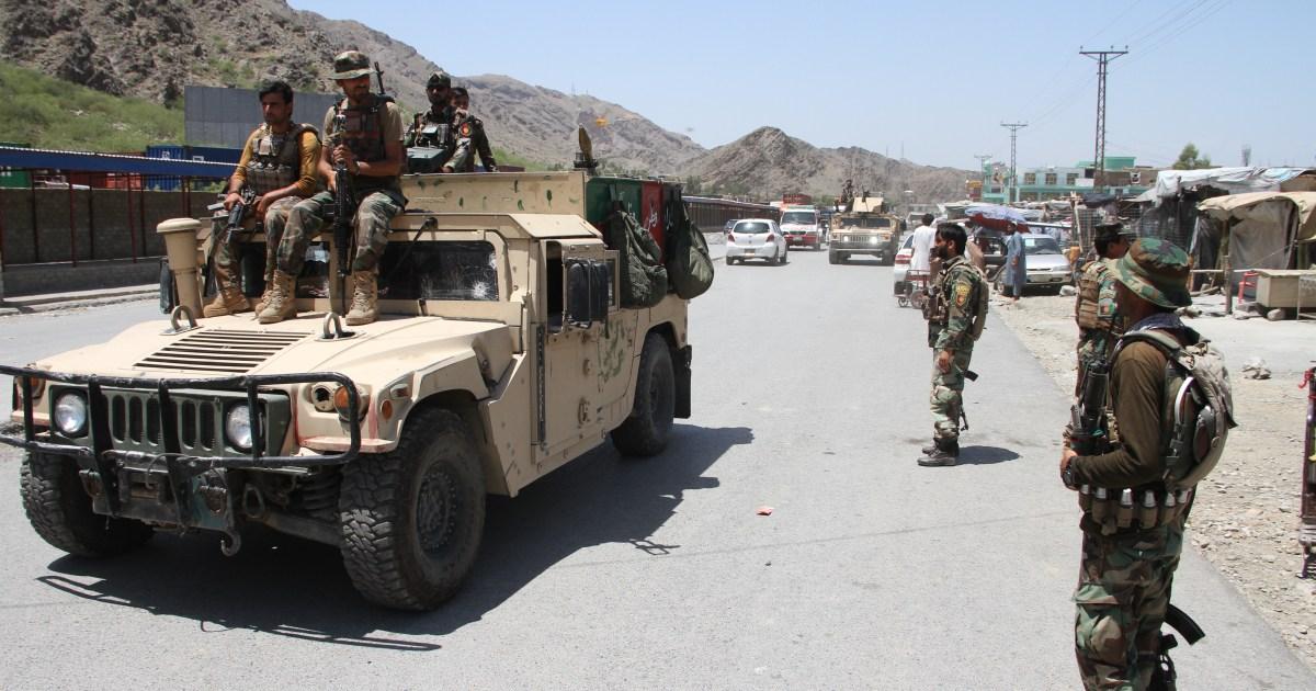 الحكومة الأفغانية تعلن مقتل عناصر من طالبان شمالي البلاد ووفد رفيع من الحركة يزور الصين