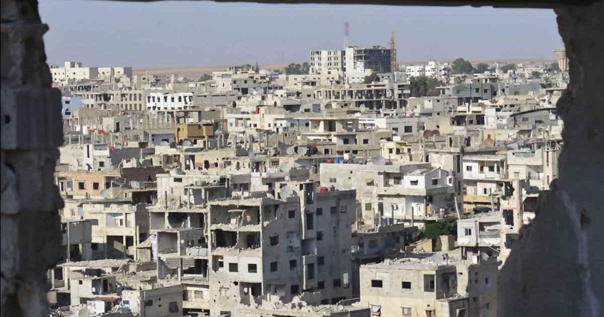 مقتل 15 مدنيا بقصف لقوات النظام السوري على درعا