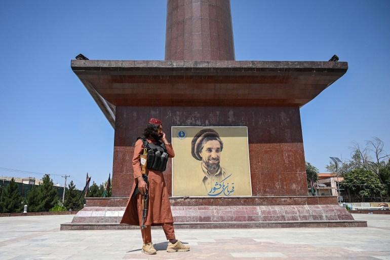 """الولاية العصية على الحركة منذ ربع قرن.. لماذا لم تتمكن طالبان من السيطرة على """"بنشير""""؟  يعتقد الخبراء أن قناعات أهالي بنشير تغ 000_9L87MF"""