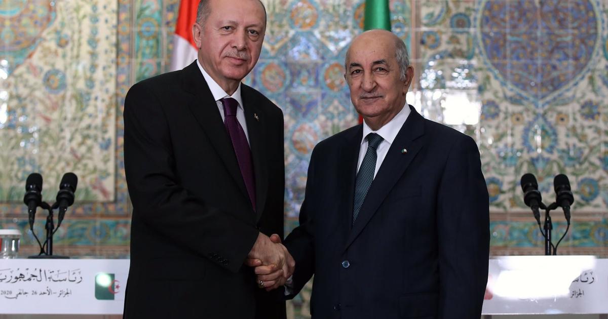 15 عامًا على معاهدة التعاون.. هكذا تتجه الجزائر وتركيا نحو تحالف إستراتيجي بحوض المتوسط