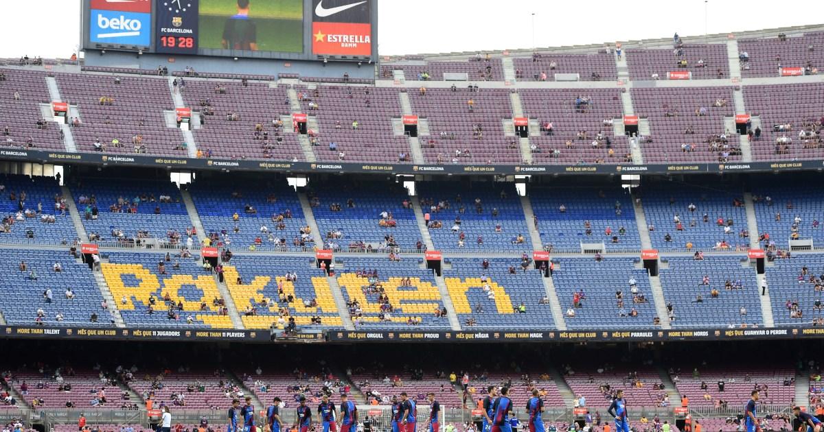 هؤلاء اللاعبون لا يريدهم كومان في برشلونة