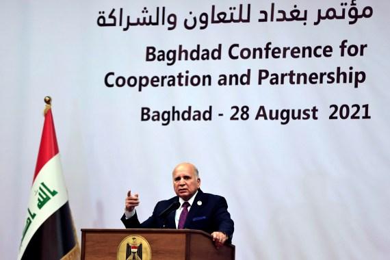 """أفغانستان.. موسكو: علينا إقامة علاقات مع الحكومة الجديدة وفرنسا وبريطانيا تقترحان إنشاء """"منطقة آمنة"""" في كابل أفغانستان.. موسك RTXGBZ72"""