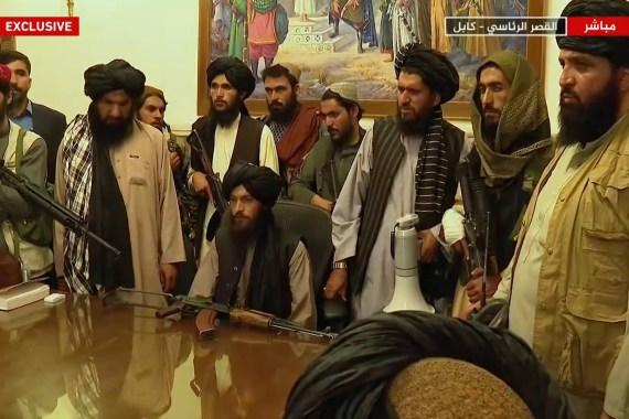 الرئيس الأفغاني: طالبان انتصرت ومغادرتي البلاد لتجنب إراقة الدماء  اعترف الرئيس الأفغاني أشرف غني، اليوم الأحد، بأن حركة طالب Image-286