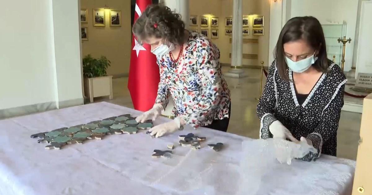 تركيا تستعيد آلاف القطع الأثرية المهربة للخارج