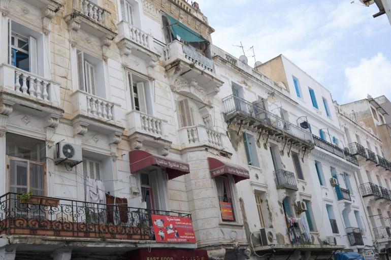 """المدينة الأوروبية"""" في تونس.. تراث مهمل ومهدد بالاندثار   تونس   الجزيرة نت"""