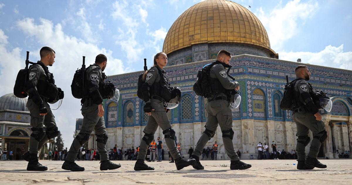 """مؤسسة القدس الدولية تدعو للدفاع عن الأقصى في وجه عدوان إسرائيلي """"تصفوي"""""""