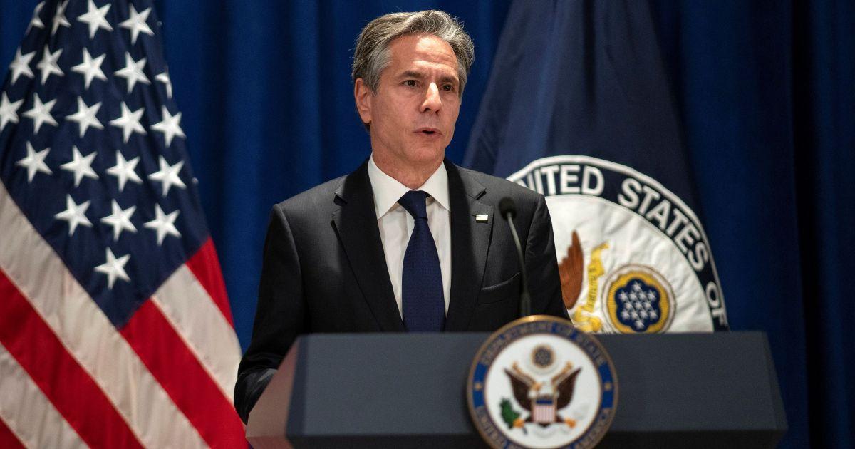 بلينكن: سنراقب أداء حركة طالبان والتعامل معها مرتبط بتنفيذها لالتزاماتها