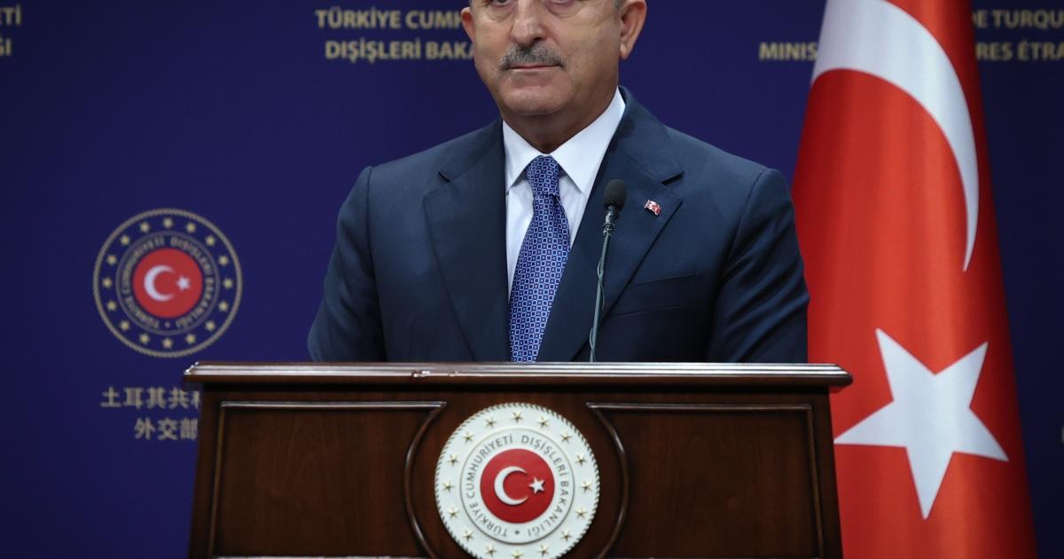 وزير خارجية تركيا يكشف تفاصيل بشأن محادثات تشغيل مطار كابل وتطور العلاقات مع الإمارات