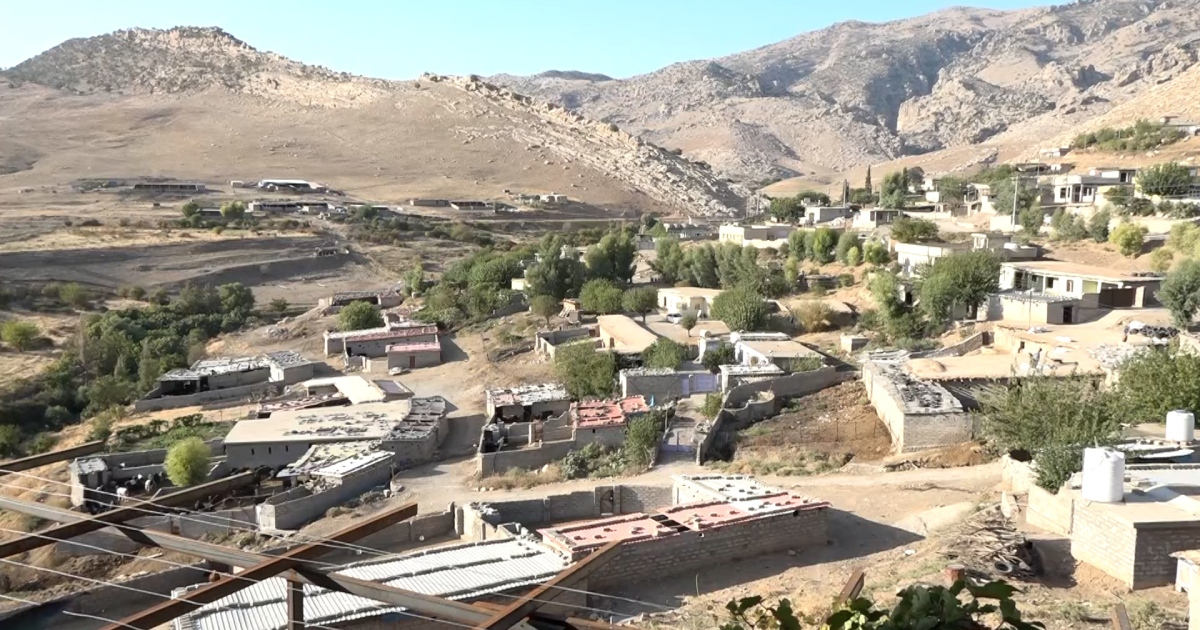 شاهد.. قرية عراقية ترفض سكن أي عائلة لا تربي المواشي
