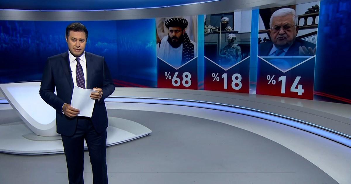 سباق الأخبار – زعيم طالبان هبة الله آخوند زاده شخصية الأسبوع والاتصالات الدولية الجارية مع الحركة حدثه الأبرز