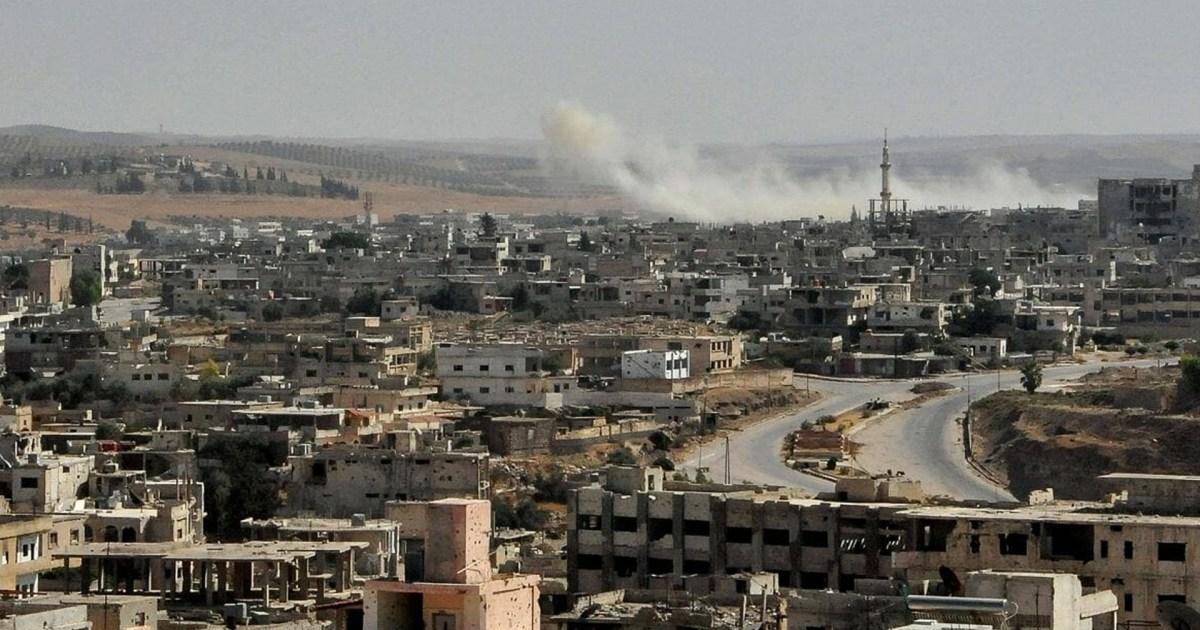 أزمة درعا.. طلب التهجير جاء نتيجة للحصار والظروف القاسية التي تعيشها المنطقة