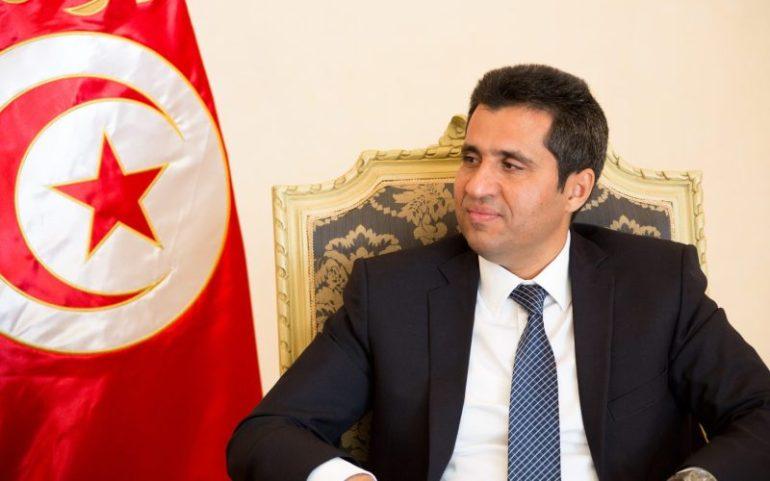 وزير الاتصالات التونسي السابق أنور معروف