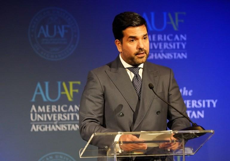 سفير قطر في واشنطن (الصحافة القطرية)