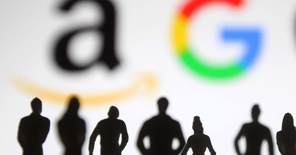 الغارديان: موظفون في غوغل وأمازون يطالبون بوقف تزويد إسرائيل بالتكنولوجيا التي تلحق الضرر بالفلسطينيين