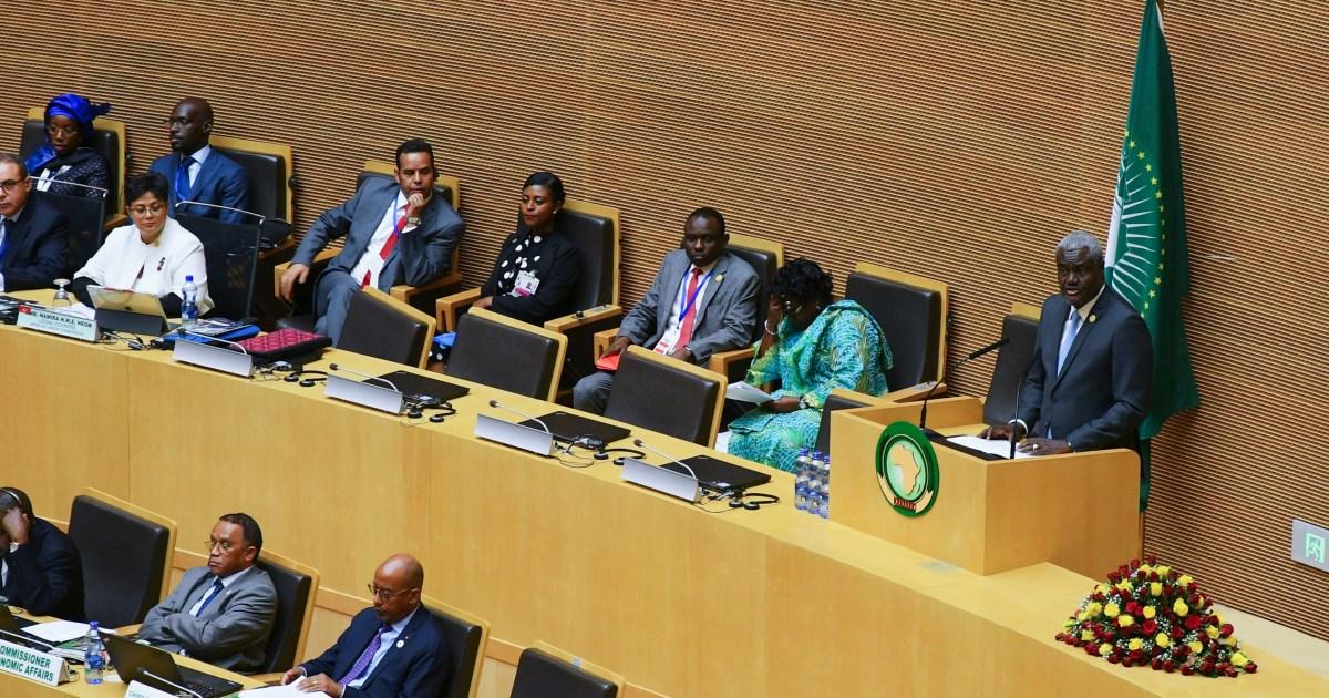 الاتحاد الأفريقي يؤجل حسم قبول إسرائيل عضوا مراقبا إلى قمته المقبلة