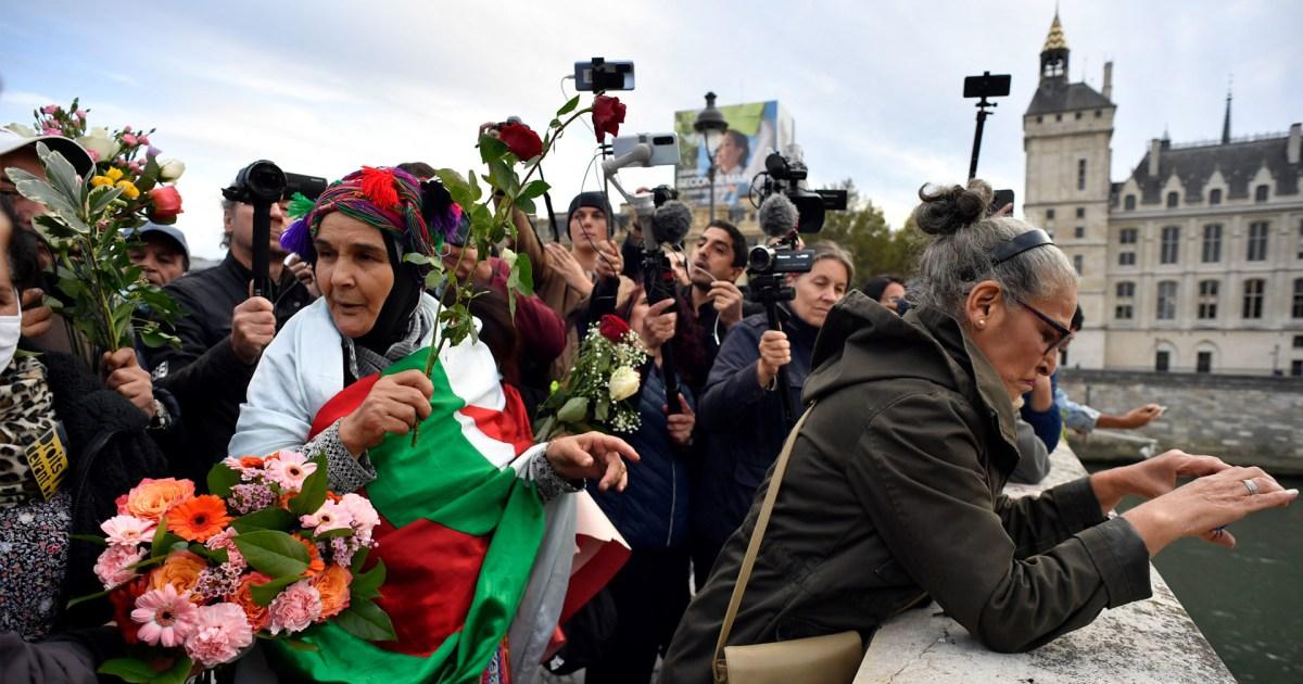 مظاهرات في الجزائر وباريس إحياء لذكرى احتجاجات أكتوبر 1961